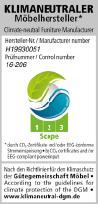 klimaneutraler moebelhersteller logo