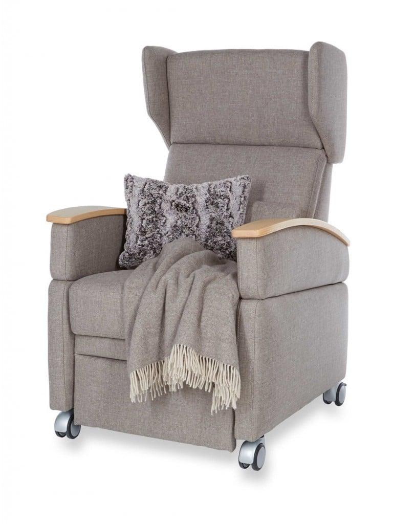 Pflegesessel als Design Möbel